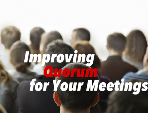 Improving Quorum for Your Meetings