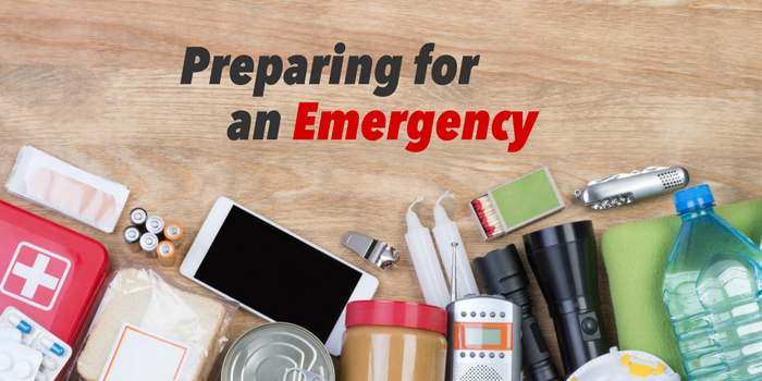 Preparing for an Emergency in your HOA Neighorhood