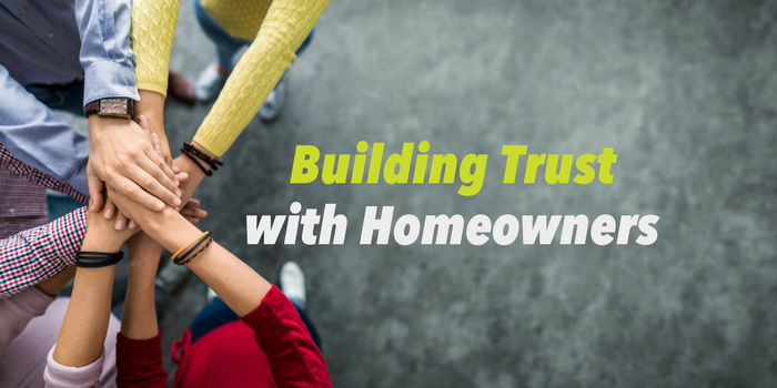 Building Trust with Homeowners as an HOA Board Member
