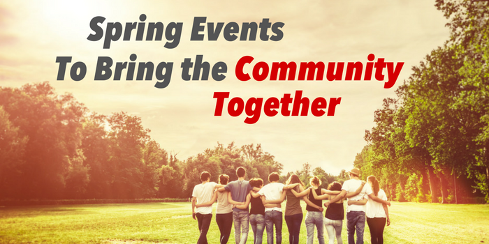 Spring Events to Bring Your HOA Community Together