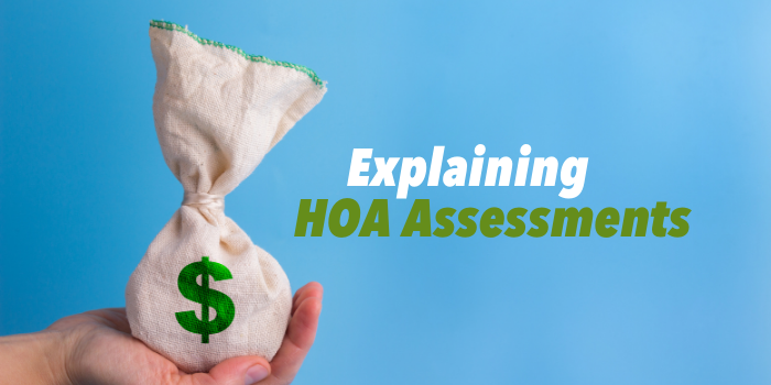 Explaining HOA Assessments