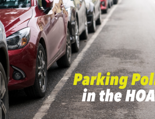 Parking Policies in the HOA